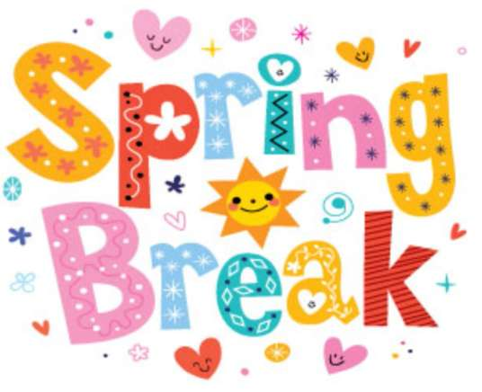 Spring Break- No Classes